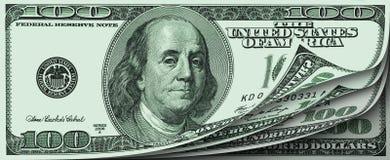 Sto dolarów Obrazy Stock