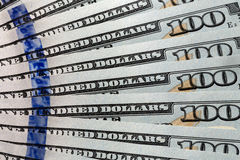 sto dolarów Zdjęcie Stock