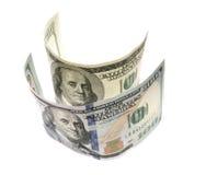 sto dolar rachunki Obraz Stock