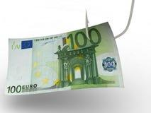 sto euro Zdjęcia Royalty Free