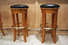 stołki barowe Fotografia Royalty Free