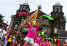 Sto Nino Festival Philippines Fotografia Stock