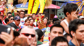 Sto Nino Festival Philippines Royalty Free Stock Images