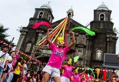 Sto Nino Festival Philippines Stock Photography