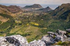 Stołowa góra Zdjęcia Royalty Free