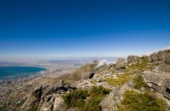 Stołowa góra Obraz Royalty Free