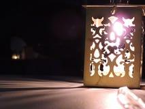 Stołowa lampa Obraz Royalty Free