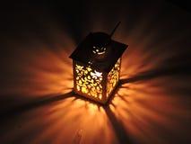 Stołowa lampa Zdjęcia Royalty Free