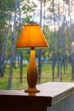 Stołowa lampa Zdjęcia Stock