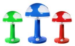 Stołowe lampy Zdjęcie Stock