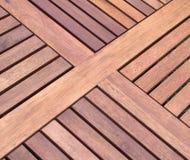 stołowy drewniany Zdjęcia Stock