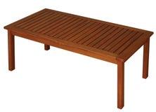 stołowy drewniany Obrazy Stock