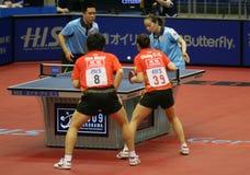 stołowy tenis Zdjęcie Stock