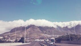 Stołowy widok górski Zdjęcie Royalty Free