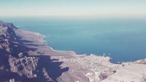 Stołowy widok górski Obraz Royalty Free