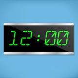 Stołowy zegar Fotografia Stock