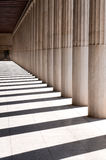 Stoa of Attalos, Ancient Agora Athens Greece Stock Images