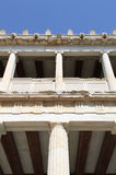 Stoa of Attalos, Athens, Greece Stock Photo