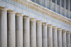 Stoa of Attalos, Athens-Greece Stock Photo