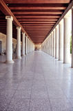 Stoa of Attalus, Athens, Greece. Stock Photography