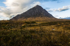 Stob Dearg (Buachaille Etive Mor) mountain Stock Photo