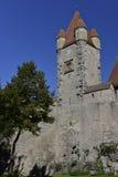 Stoberleins Tower in Rothenburg ob der Tauber, Germany Stock Photos