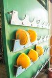 Stoccaggio del casco Fotografia Stock Libera da Diritti