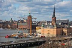 Stoccolma immagini stock libere da diritti