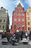 Stoccolma Fotografia Stock
