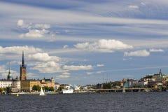 Stoccolma Fotografie Stock
