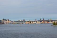Stoccolma Città Vecchia Immagini Stock Libere da Diritti