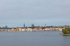 Stoccolma Città Vecchia Immagini Stock