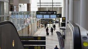 Stoccolma cityterminalen Fotografie Stock Libere da Diritti