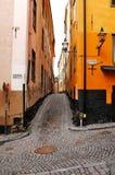 Stoccolma - Gamla Stan Immagine Stock Libera da Diritti