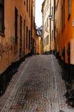 Stoccolma - Gamla Stan Fotografie Stock Libere da Diritti