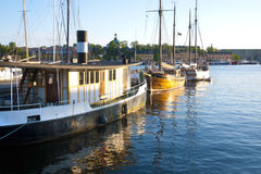 Stoccolma, Svezia Immagini Stock