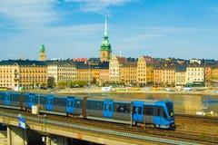 Stoccolma, Svezia Immagine Stock Libera da Diritti