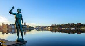 Stoccolma, Svezia Fotografia Stock
