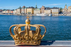 Stoccolma, Svezia Immagine Stock