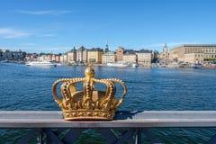 Stoccolma, Svezia Immagini Stock Libere da Diritti