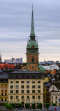 Stoccolma, Tyska kyrkan Fotografie Stock