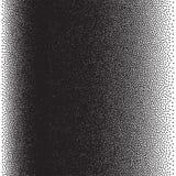 Stochastic raster halftone gradient print Royalty Free Stock Image