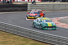 Stock Car Interlagos Sao Paulo Brazil Stock Image