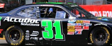 Stock car race car Stock Image