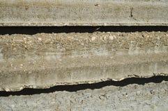 Stock of concrete beams Stock Photos