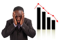 Stock Crash!!! Stock Image