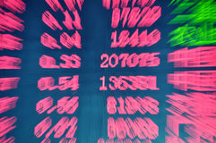Stock Exchange Royalty Free Stock Images