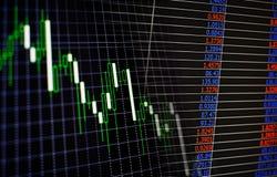 Stock exchange or bourse Royalty Free Stock Photo