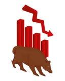 Stock exchange design Stock Images