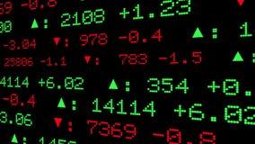 Stock Exchange Display vector illustration